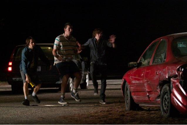 Film still, Red State, 2011