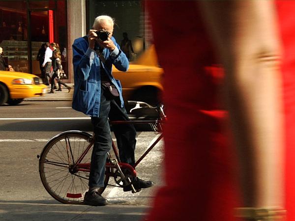 Film Still, Bill Cunningham New York