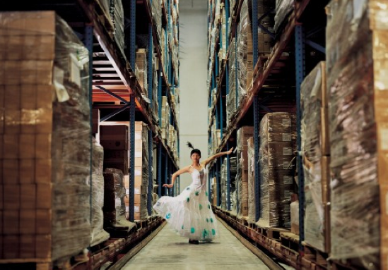 Cao Fei, Whose Utopia?, 2006, Video installation, 20 minutes