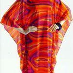 Kaftan by Ninette, 1960s