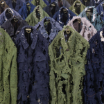 Sun Furong, Nibbling Up – Tomb Figures, 2008, cloth, mixed media, 180 x 550 250 cm (detail)