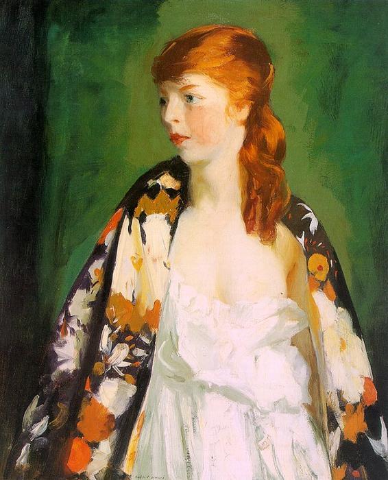 Rober Henri, 1915, Edna