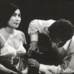 Yoko Ono Cut Piece performance