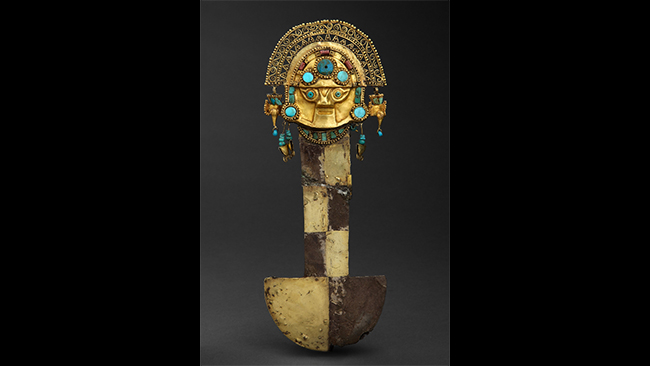 A visit to the 'Larco Museum' of pre-Columbian art in Lima ...