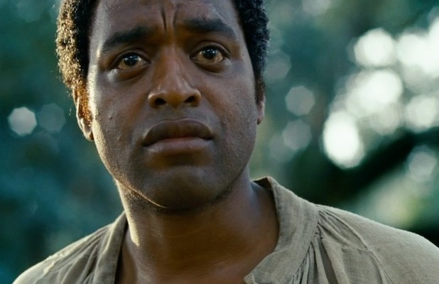 Chiwetel Ejiofor in '12 Years a Slave', 2013