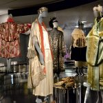 Installation photographs of the exhibition Edward Steichen & Art Deco Fashion at NGV International