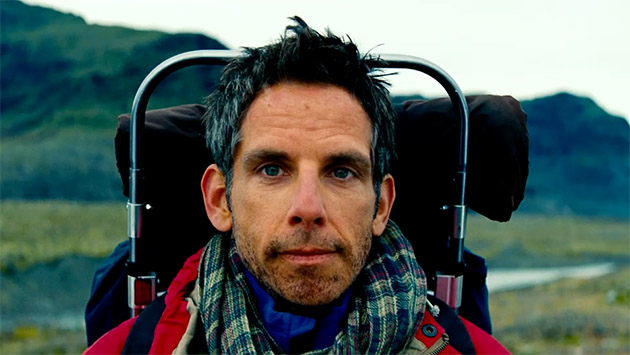 Ben Stiller in 'The Secret Life of Walter Mitty', 2013