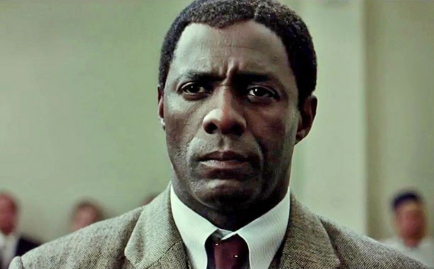 'Mandela: Long Walk to Freedom' (2013) Idris Elba as Nelson Mandela