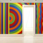 Sol LeWitt        Wall drawing #1091: arcs, circles and bands (room), 2003 synthetic polymer paint, painted room on 4 walls: 200 x 1600 cm approx. Art Gallery of New South Wales Gift of the John Kaldor Family Collection 2011. Donated through the Australian Government's Cultural Gifts Program. © Estate of Sol LeWitt