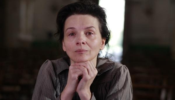 Juliette Binoche in 'Camille Claudel', 2013
