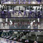 LU YANG 'Reanimation!Underwater Zombie frog ballet!'