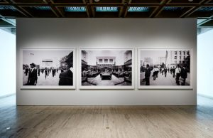 Michael Cook, 'Majority Rule', 2014, inkjet prints on archival Hahnemühle Photo Rag paper. 140 x 200 cm each (unframed). Installation view of the 19th Biennale of Sydney (2014) at the Art Gallery of New South Wales. Photograph: Gunther Hang