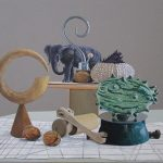 Trevor Weekes, 'Parts: Still-Life with Elephant', 