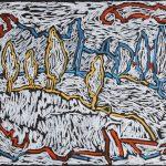 Bill Brown, 'Besozzo Bongiorno' (1982)