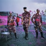 Richard Mosse, The Enclave, 2012 @ the Pavilion of Ireland, Venice Biennale 2013