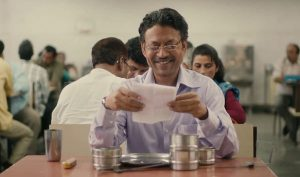 Irrfan Khan in 'the Lunchbox'  (2013)