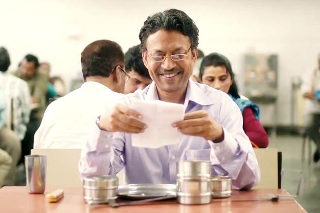 Irrfan Khan in 'The Lunchbox' (2013)