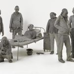 Lu Zhengyuan, 'Mental Patients' (2006)