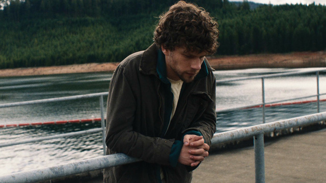Jesse Eisenberg in 'Night Moves' (2013)