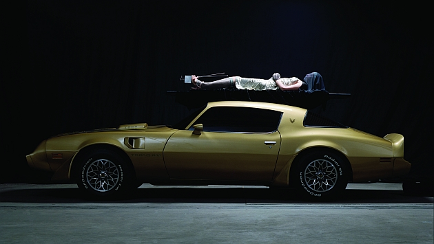 Matthew Barney and Jonathan Bepler, River of Fundament, 2014, production still, photo