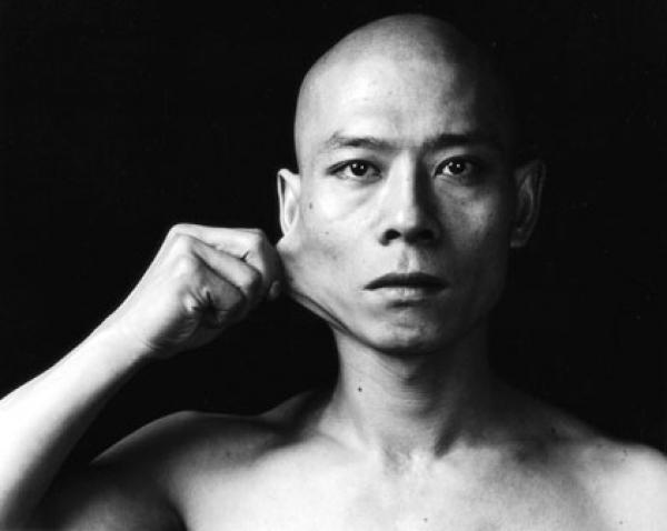 Zhang Huan, 'Skin', (1997), performance.