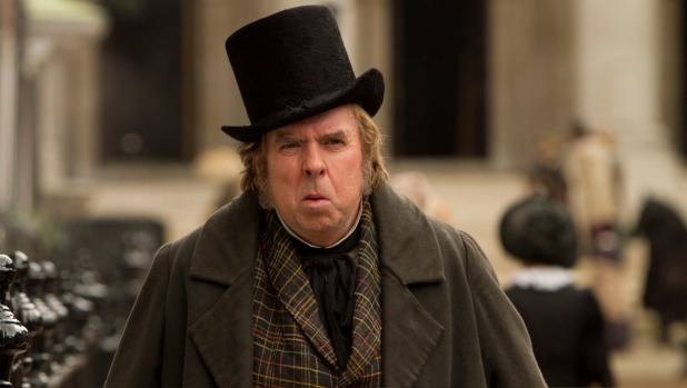 Timothy Spall in 'Mr. Turner' (2014)