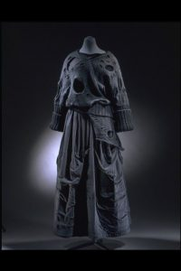 Ensemble, Rei Kawakubo for Comme des Garçons, 1982 The Victoria & Albert Museum