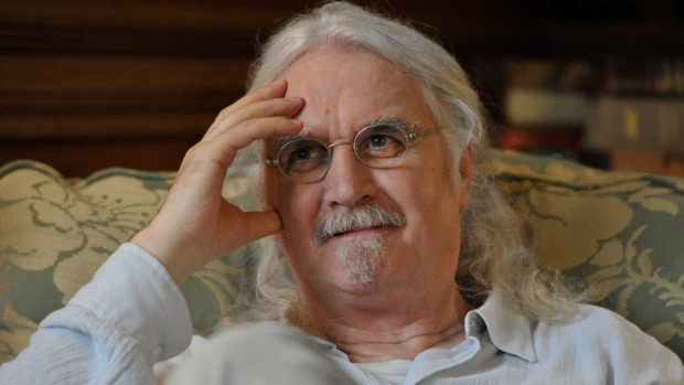 Billy Connolly in 'What we Did on Our Holiday' (2014)