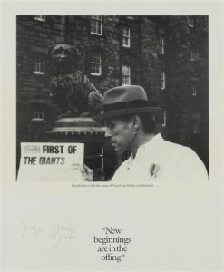 Joseph Beuys, First of the Giants, 1981