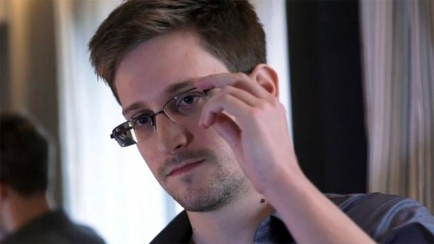 Edward Snowden in 'Citizenfour' (2014)
