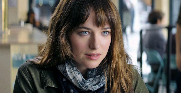 Dakota Johnson in 'Fifty Shades of Grey' (2015)