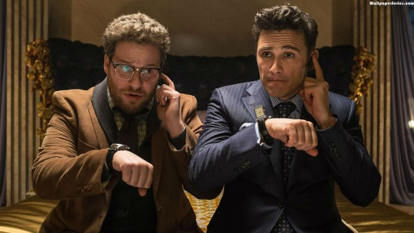 Seth Rogen & James Franco in 'the Interview' (2014)