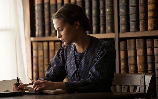 Alicia Vikander in 'Testament of Youth' (2014)