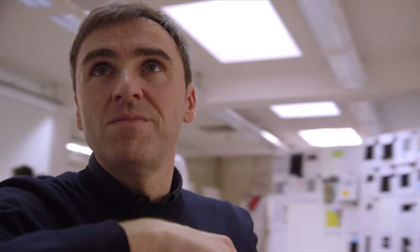 Raf Simons in 'Dior and I' (2014)