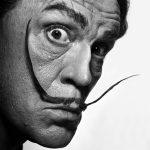 Sandro Miller, Philippe Halsman/ Salvador Dalí (1954), 2014