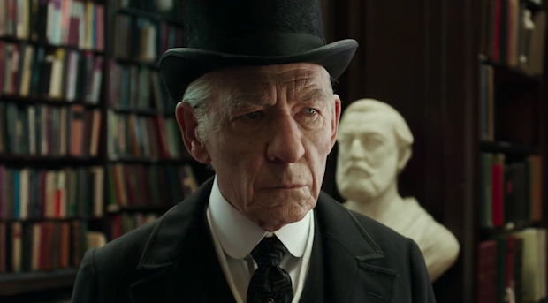 Ian McKellen in 'Mr. Holmes' (2015)