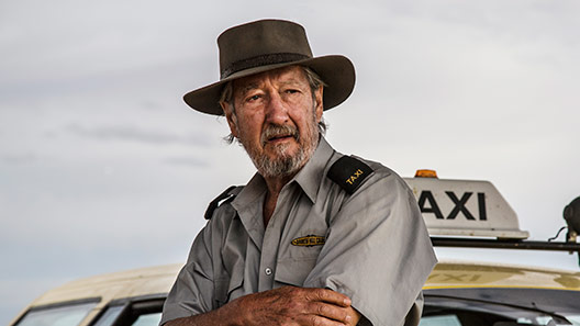 Michael Caton in 'Last Cab to Darwin' (2015)