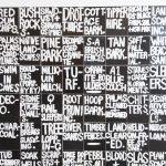Installation view 'Robert MacPherson The Painter's Reach'. Gallery of Modern Art
