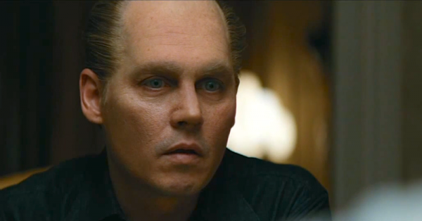 Johnny Depp in 'Black Mass' (2015)