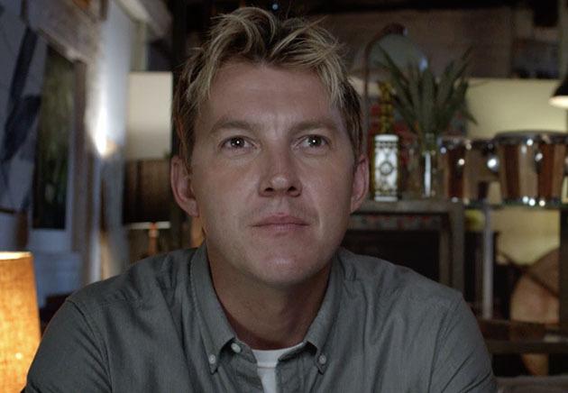 Brett Lee in 'UNindian' (2015)