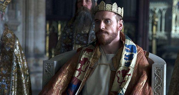 Michael Fassbender in 'Macbeth' (2015)
