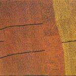 Ronnie Tjampitjinpa, 'Bushfire' (2003)
