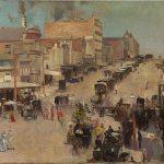 Allegro con brio, Bourke Street west (c.1885-86/1890)