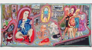 Grayson Perry, 'The Vanity of Small Differences' (2012) © The Artist Gift of the artist and Victoria Miro Gallery
