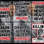 Gilbert & George, KILLERS STRAIGHT, From: London Pictures, 2011