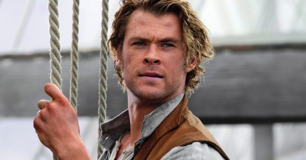 Chris Hemsworth in 'In the Heart of the Sea' (2015)