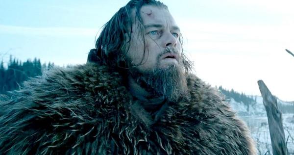 Leonardo DiCaprio in 'The Revenant' (2015)