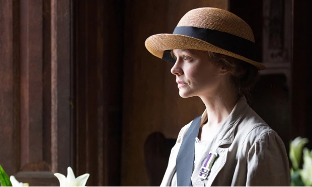 Carey Mulligan in 'Suffragette' (2015)