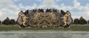 BADEN PAILTHORPE, 'Cadence IV', 2013