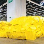 Richard Maloy 'Yellow Structure'